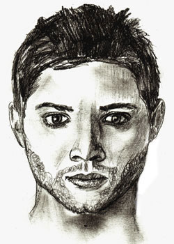 How to Draw a Face   Male Face Drawing Step by Step